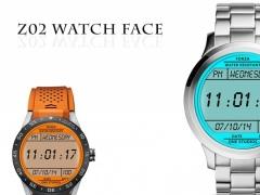 Watch Face Z02 Android Wear 2.72 Screenshot