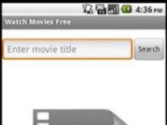 Watch Movies Free 1.2 Screenshot