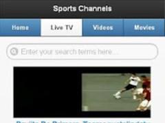 Watch Sports TV Online 1.6 Screenshot