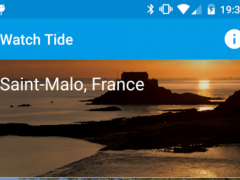 Watch Tide 1.0 Screenshot