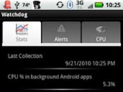 Watchdog Task Manager Lite 3.6.7 Screenshot