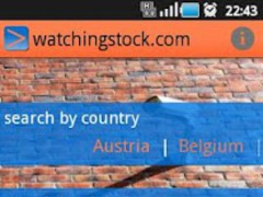 watchingstock.com 2.1.2.595 Screenshot