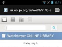 Watchtower Library Shortcut 1.0 Screenshot
