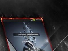 Water Illusion GO Keyboard 1.2 Screenshot
