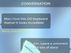 Water Keyboard Theme 1.0 Screenshot