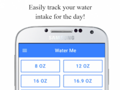 Water Me - Track Your Water 1.4.0 Screenshot