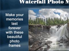 Waterfall Collage Photo Frame 1.0 Screenshot