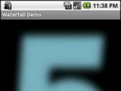 Waterfall Drinking Game Demo 1.0 Screenshot