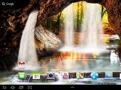 Waterfall free live wallpaper 1.0.1 Screenshot