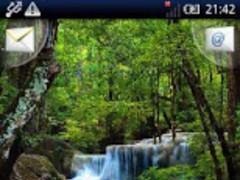 WaterFall LWP Magic Effect 1.8 Screenshot