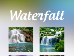 Waterfall Picture Frames - Photo Montage Editor 1.1 Screenshot