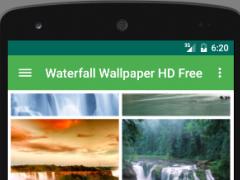 Waterfall Wallpaper HD Free 1 Screenshot