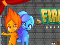 Watergirl & Fireboy Adventures 1.0 Screenshot