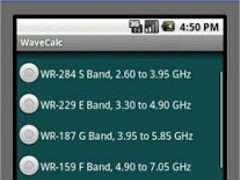 WaveCalc Lite - Waveguide Info 1.02 Screenshot