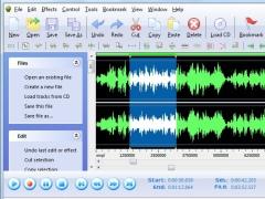 WaveMax Sound Editor 6.3.5 Screenshot