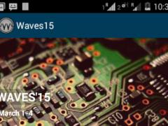 Waves15 1.1 Screenshot
