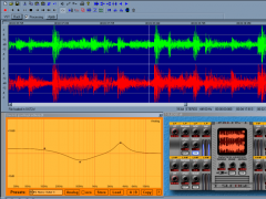 Wavosaur free digital audio editor 1.1.0.0 Screenshot
