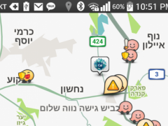 Waze Auto Run 1.54 Screenshot