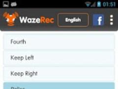Wazzze Rec Lite 1.0 Screenshot