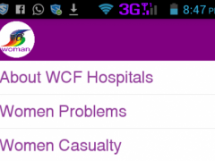 WCF Woman 1.0.6 Screenshot