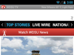 WDSU News and Weather 5.4.43 Screenshot