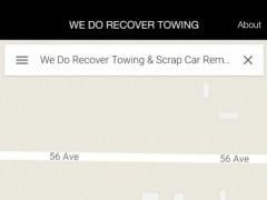 WE DO RECOVER TOWING 4 Screenshot