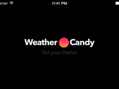 Weather Candy 0.4 Screenshot