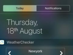 Weather Checker 4.17 Screenshot