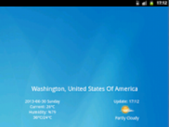Weather Condition Online 2.8 Screenshot
