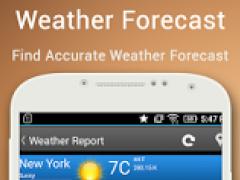 Weather Forecast & Widgets-weather updates - 2018 6.7 Screenshot