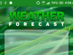 Weather Forecast: World Free 1.0.0 Screenshot