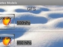 Weather Models Europe 0.5.4 Screenshot