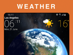 WEATHER NOW Premium US Forecast, 3D Earth & Widget 0.3.5 Screenshot