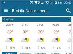 Review Screenshot - Weather App – Find Accurate Weather Conditions All over the World