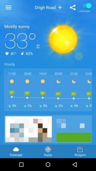Weather Radar & Forecast 1 9 3 Free Download