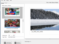 Web Album Maker 3.0.0 Screenshot