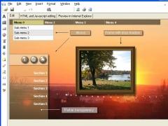 Web Creator Pro 3.0 Screenshot