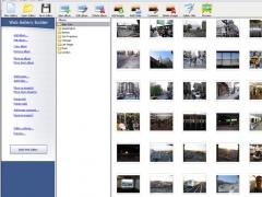 Web Gallery Builder 1.97 Screenshot