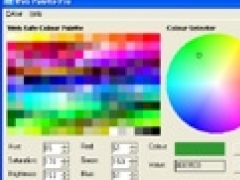 Web Palette Pro 4.1.1 Screenshot