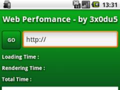 Web Performance Tool 1.0 Screenshot
