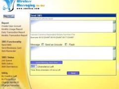 Web SMS Server 1.1 Screenshot