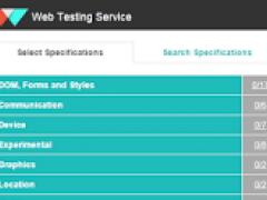 Web Test Client 0.1 Screenshot