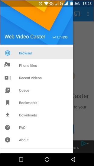 Web Video Cast | Browser to TV Free Download