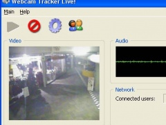 Webcam Tracker Live! 1.31 Screenshot