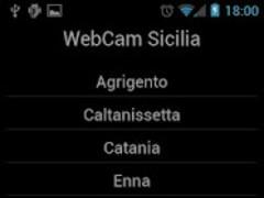 WebCamSicily 1.01 Screenshot