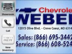 Weber Chevrolet 4.5.0 Screenshot