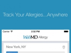 WebMD Allergy 3.3 Screenshot