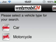 WebMobil24 1.6.12 Screenshot