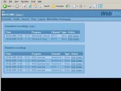 WebShifter 2007.0215 Screenshot
