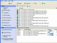 WebTransporter 3.5 Screenshot